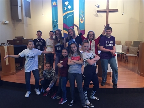 St. Luke Presbyterian Church- YOUTH